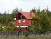 Dom nad jez.Sasek Wielki