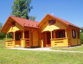 Domki Letniskowe nad jezioremw Klimkówce