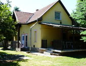 Dom wakacyjny w Bogács