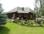 Piękny dom wakacyjny nad jeziorem Serwy !!!
