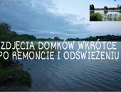 * Domek letniskowy * Jezioro Świętajno * Warmia i Mazury *
