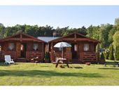 Drewniane Domki Letniskowe Mielenko