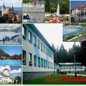 Horský hotel Paradise