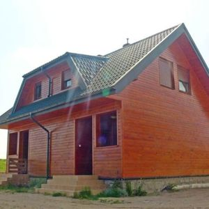Domki nad jeziorem Boksze