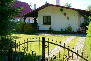 Dom nad morzem w Poddąbiu