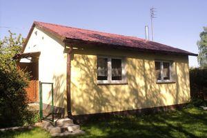 Domki letniskowe nad jeziorem Lubie
