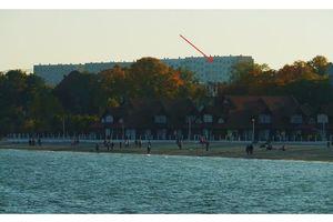 Wynajmę mieszkanie,pokoje z widokiem na zatokę Gdańską i Molo