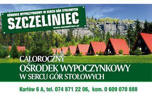 Ośrodek Wypoczynkowy i restauracja Szczeliniec