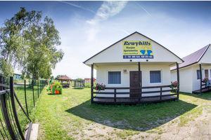 Domki letniskowe nad morzem/ Apartamenty/ Rowy/ Nowe/ Super warunki w niskiej cenie