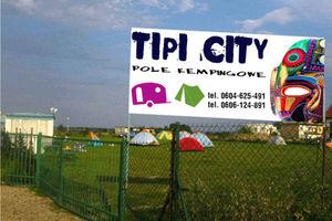 Pole Kempingowe TIPI CITY w Mielnie