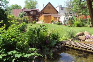 Domek+pokoje nad kanałem