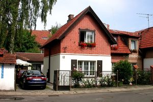 Dom pod Brzozą
