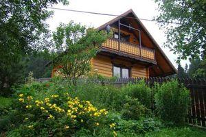 Chatka Pod Laskiem - Domek Wypoczynkowy w Górach