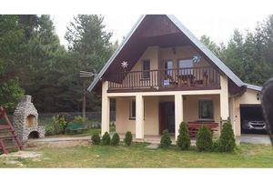 Mazury, dom 10-osobowy z sauną