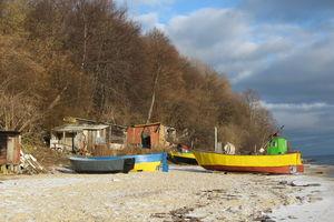 Gdynia-Oksywie,Samodzielny domek z widokiem na zatokę gdańską