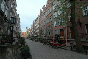 Starówka Gdańsk - ul. Mariacka -Jarmark Dominikański