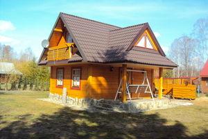 Atrakcyjne domki do wynajecia nad Jeziorem Białym OKUNINKA