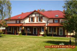 Apartamenty Barwy Morza-noclegi domki w Rowach